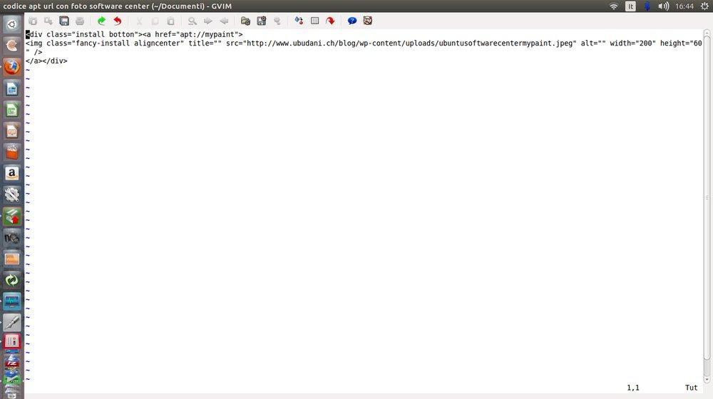 GVim-editor-testo