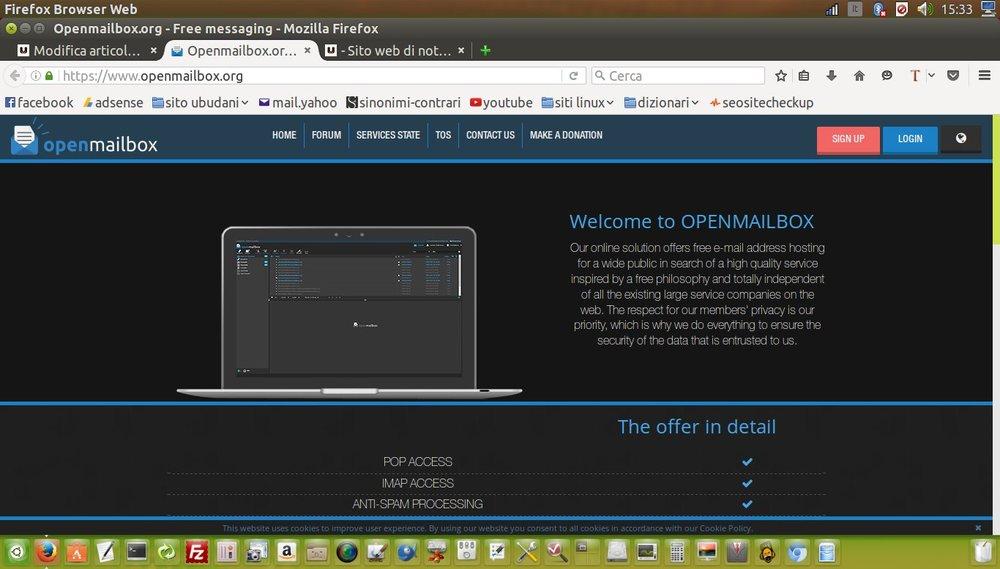 Posta-OpenMailBox