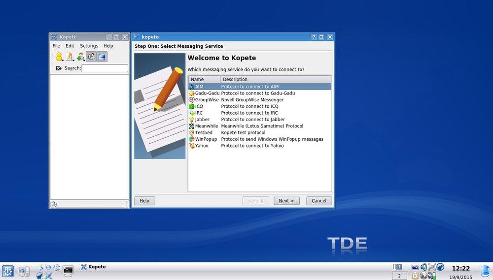 Trinity-Desktop