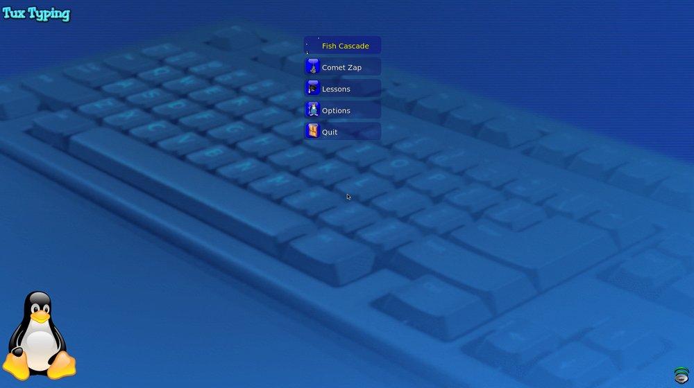 Tux-Typing