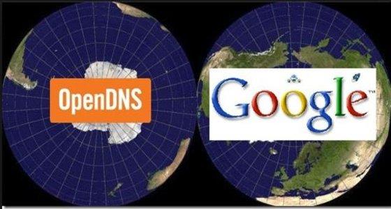 opendns-vs-googledns