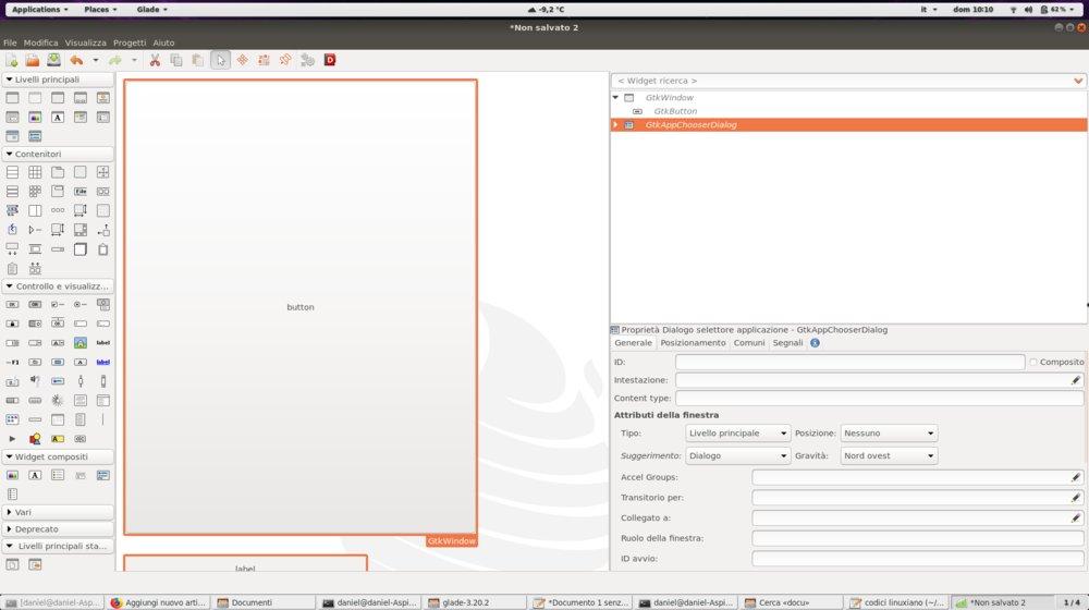 glade-interface-designer