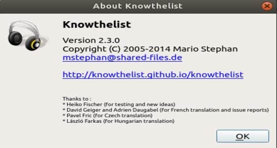 knowlelist-lettore-musicale
