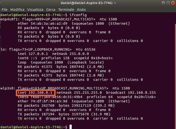 cambiare-lindirizzo-ip-ubuntu