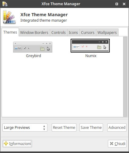 Xfce-Theme-Manager