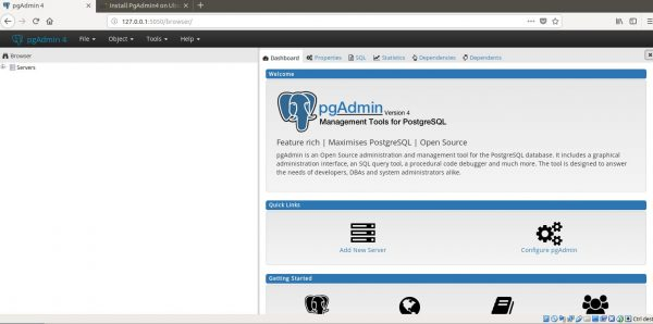pgadmin4-tutorial-principianti