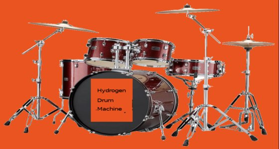 Hydrogen-Drum-Machine