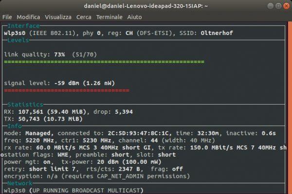 wifi-dal-terminale-di-ubuntu