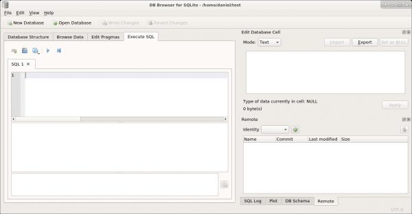 sqlite-libreria-software
