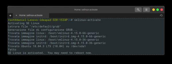 security-enhanced-linux