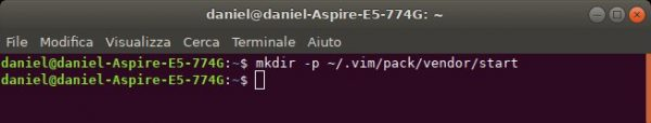 vim-installare-plugin